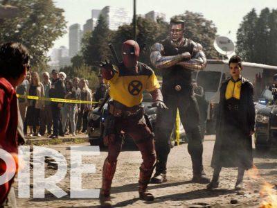 Deadpool 2 Simon Kinberg