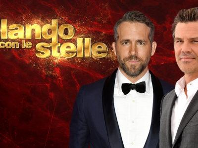 Ryan Reynolds e Josh Brolin