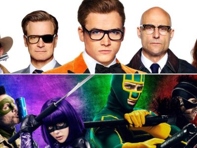 Kingsman Kick-Ass Matthew Vaughn