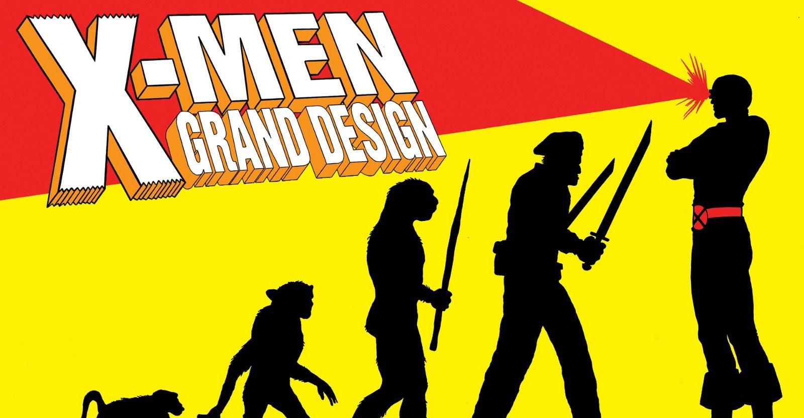 X-Men Grand Design