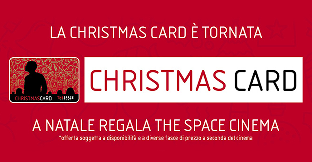Torna la Christmas Card, 10 Ingressi a partire da 39€ in tutti i The ...