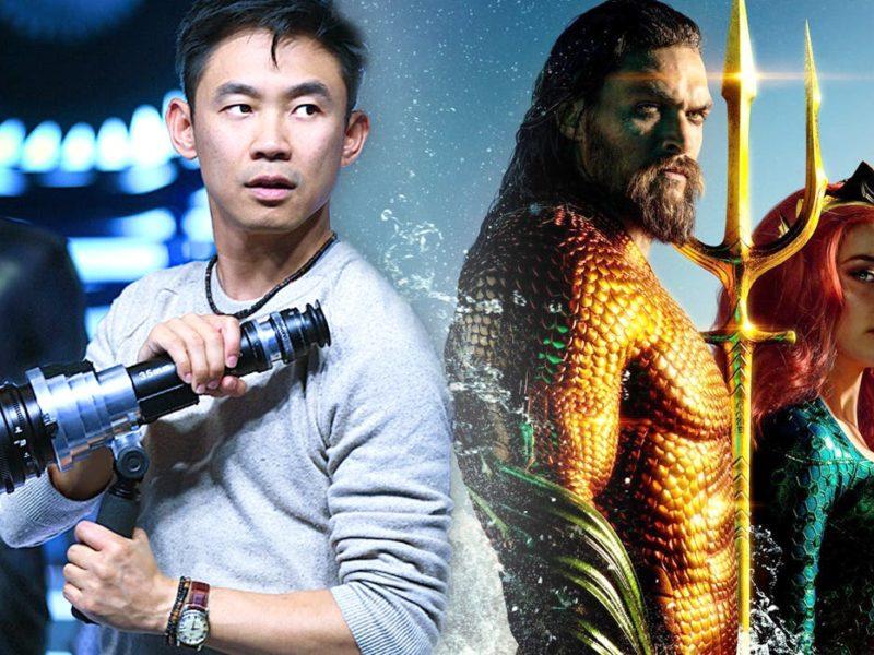 James Wan Aquaman