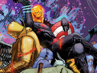 Cosmic Ghost Rider Marvel