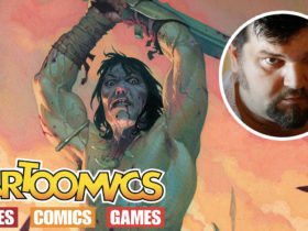 esad ribic cartoomics 2019