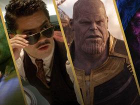 Marvel Cinematic Universe Recasting