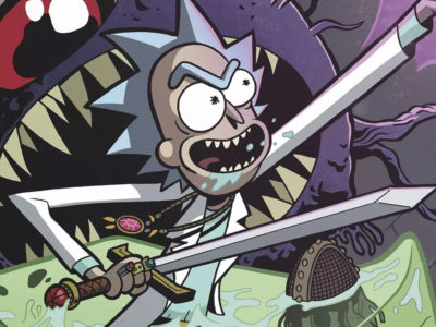 rick and morty vs dungeons and dragons
