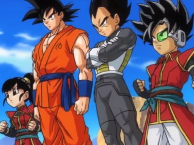 Dragon Ball Heroes Saiyan