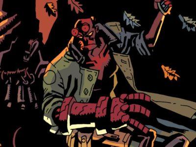 Mignolaverse Hellboy