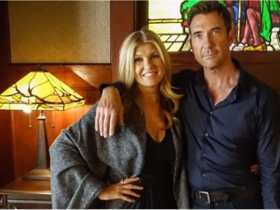 Connie Britton e Dylan McDermott