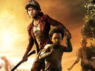 Telltale Games The Walking Dead Final Season
