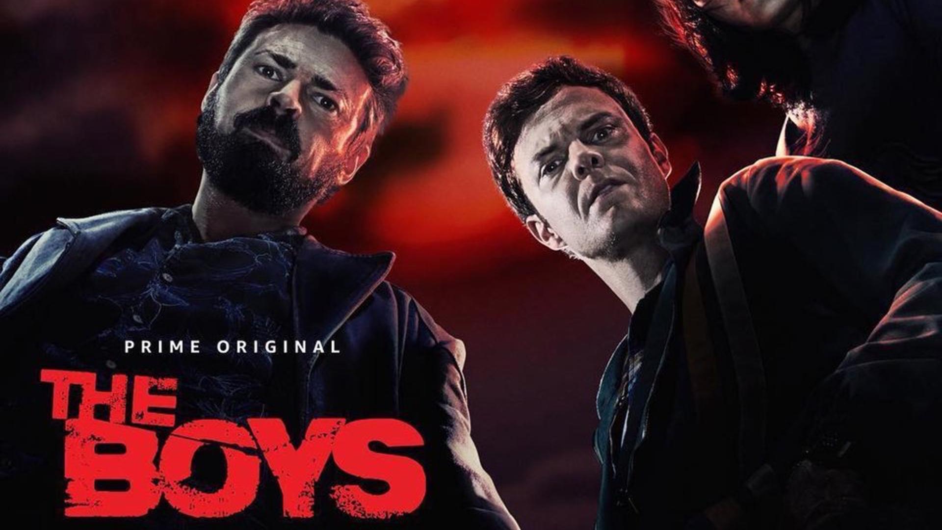 Jeffrey Dean Morgan non sarà nella terza stagione di The Boys + poster the boys