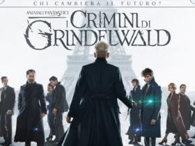 Animali Fantastici I Crimini di Grindelwald