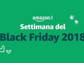Black Friday Amazon.it
