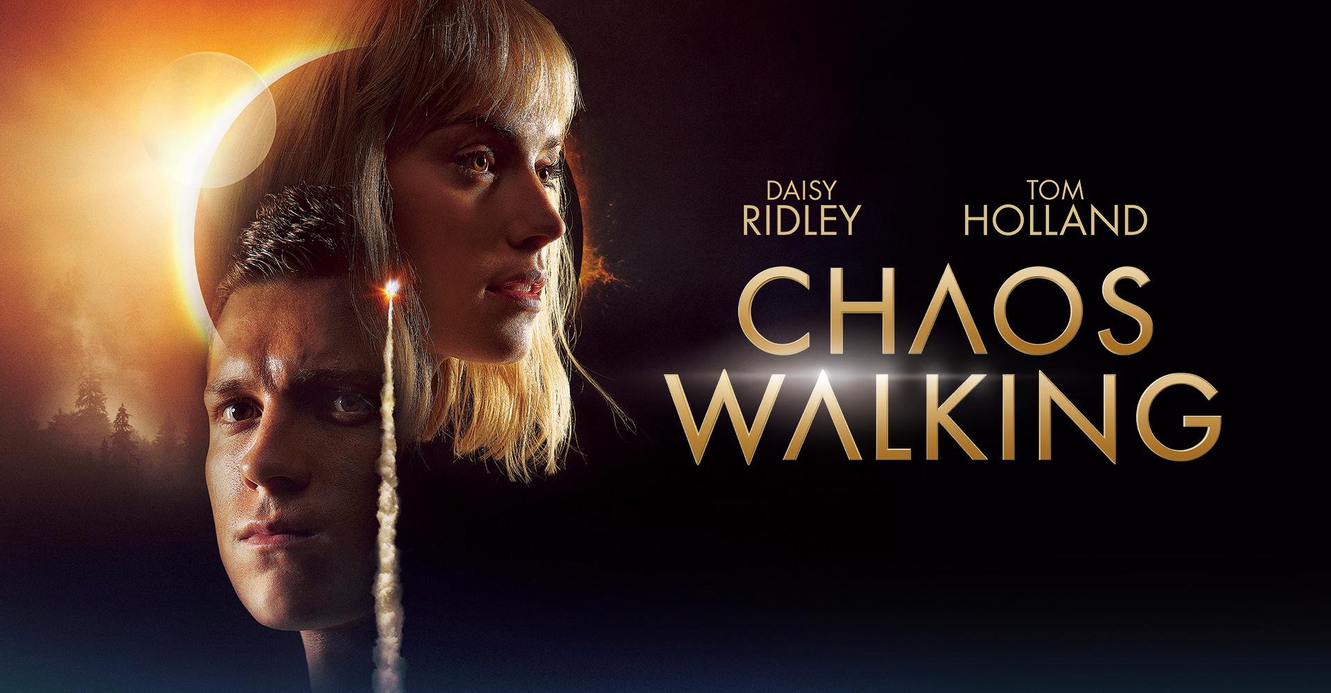 Chaos Walking - Daisy Ridley e Tom Holland nel nuovo film tratto dal  romanzo di Patrick Ness | Recensione